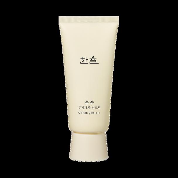 Hanyul Pure Sunscreen Cream SPF50+ / PA++++