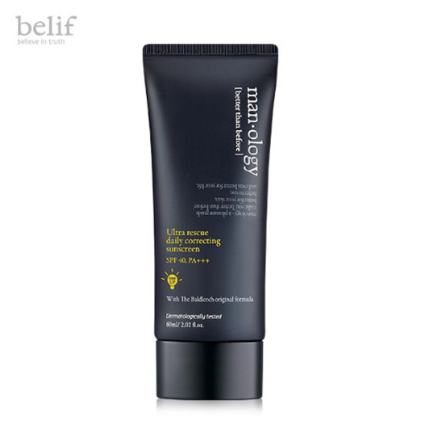 Belif Manology Ultra Rescue Daily Correcting Sunscreen