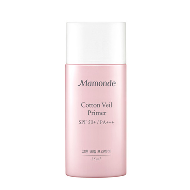 Mamonde Cotton Veil Primer - Lilac Purple