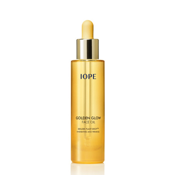 IOPE Golden Glow Face Oil