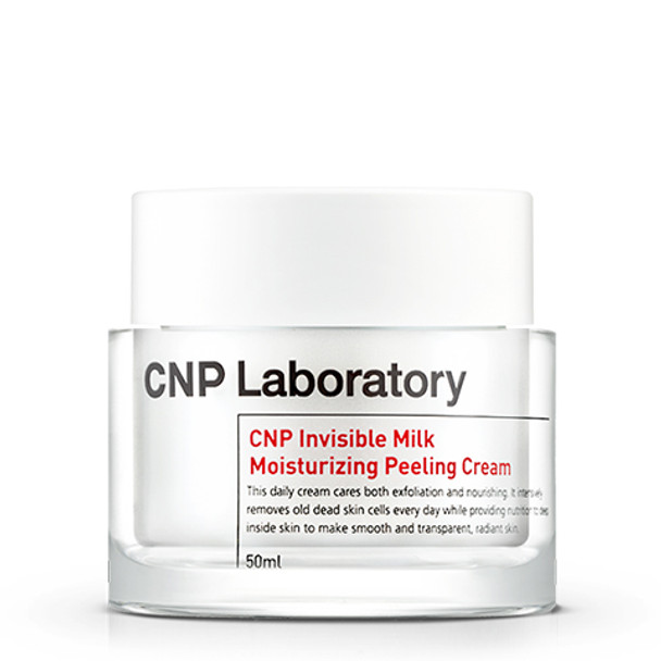 CNP Invisible Milk Moisturizing Peeling Cream