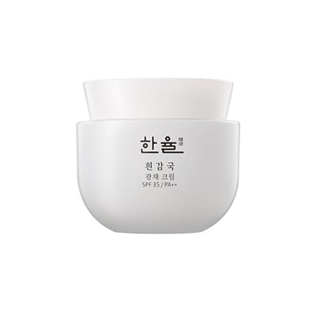 Hanyul White Chrysanthemum Radiance Cream