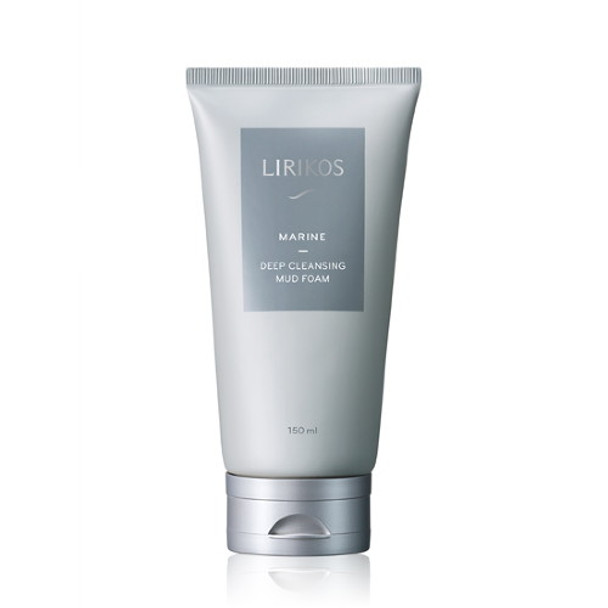 Lirikos Marine Deep Cleansing Mud Foam