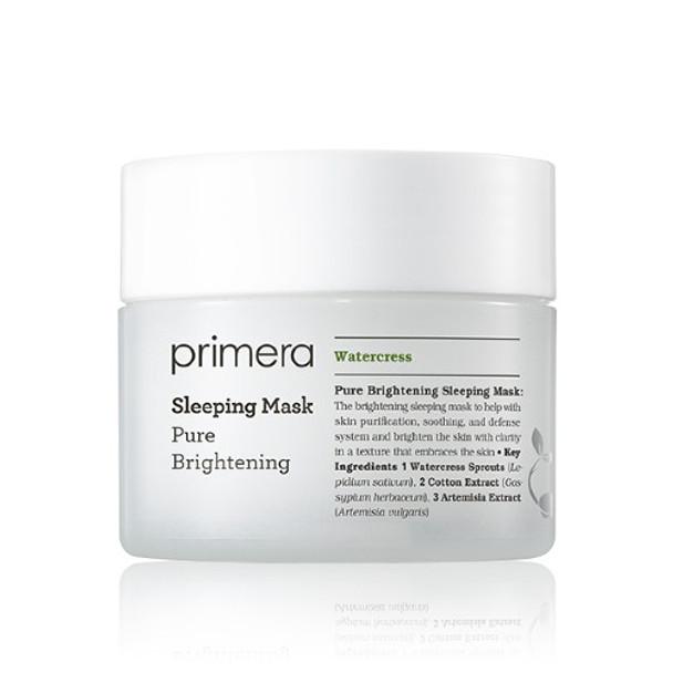 Primera Pure Brightening Sleeping Mask