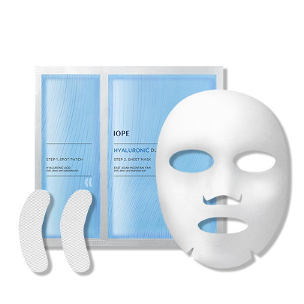 IOPE Hyaluronic Dual Mask