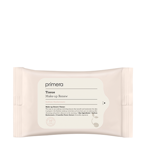 Primera Make-up Renew Tissues