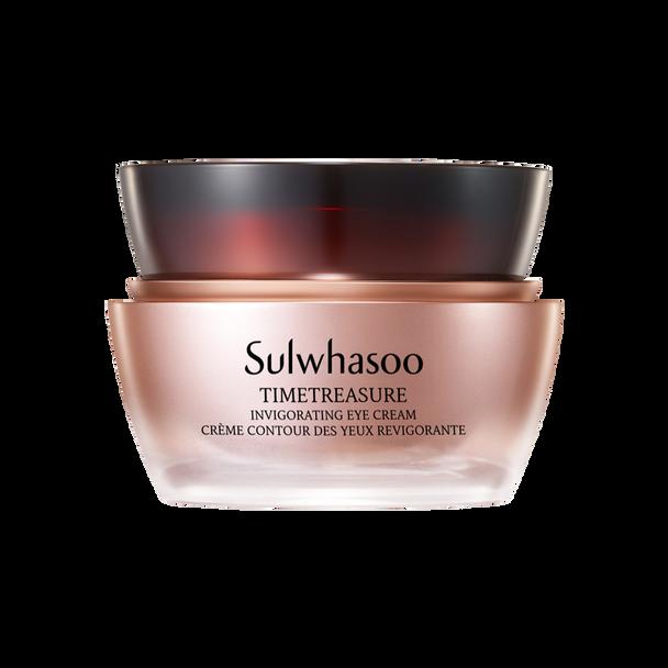 Sulwhasoo Timetreasure Invigorating Eye Cream