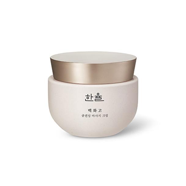 HANYUL Baek Hwa Goh Cleansing Massage Cream