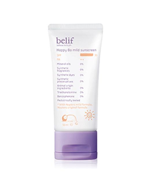 Belif Happy Bo Mild Sunscreen