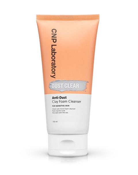 CNP Anti-Dust Clay Foam Cleanser