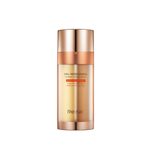 Re:NK Cell Brightening Extreme Double Serum