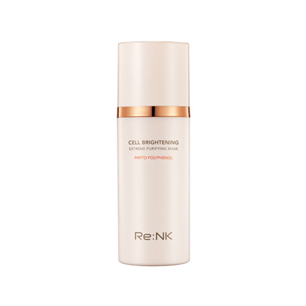 Re:NK Cell Brightening Extreme Purifying Mask