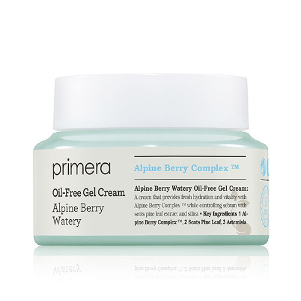 Primera Alpine Watery Oil-Free Gel Cream