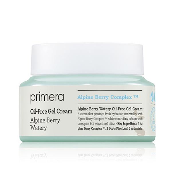 Primera Alpine Watery Oil-Free Gel Cream