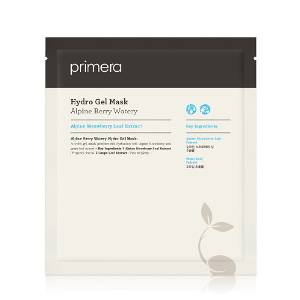 Primera Alpine Berry Watery Hydro Gel Mask