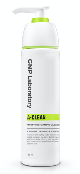 CNP A-Clean Purifying Foaming Cleanser