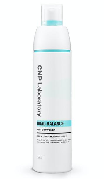 CNP Dual-Balance Anti Oily Toner