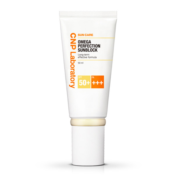 CNP Omega Perfection Sunblock SPF50+ PA+++