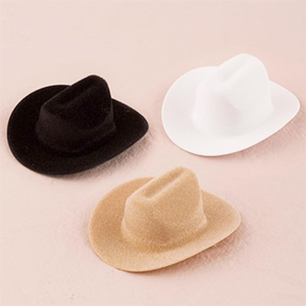 d8b88bc44062a Mini Cowboy Hat Favor - 12 pcs - Favors   Flowers
