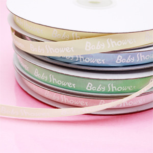 Baby Shower Favors Ribbons 50 Yards Favors Flowers
