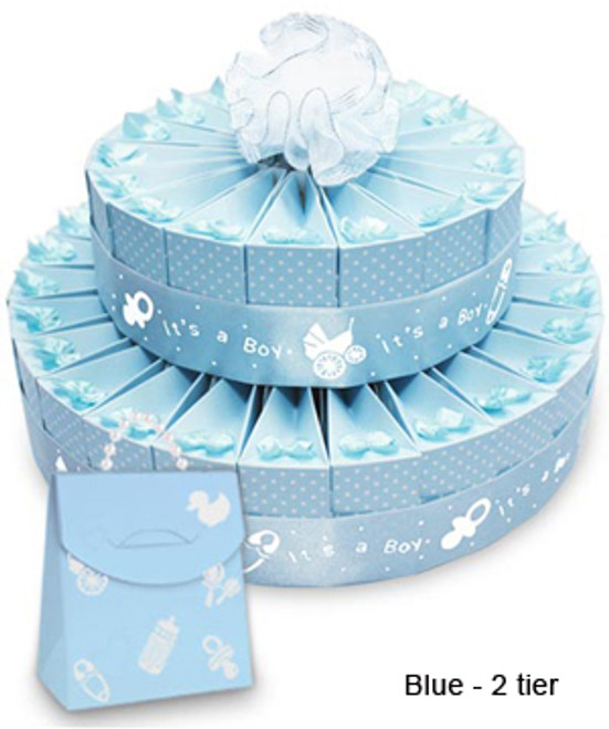 It S A Boy Baby Shower Cake Favor Kit Favors Flowers