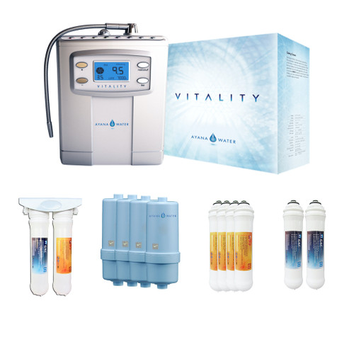 Ayana Vitality Complete Package