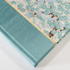 Photo Album in Aqua Cherry Blossom