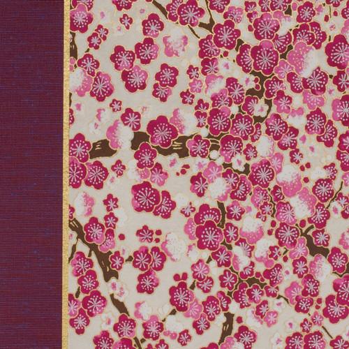 Magenta Cherry Blossom