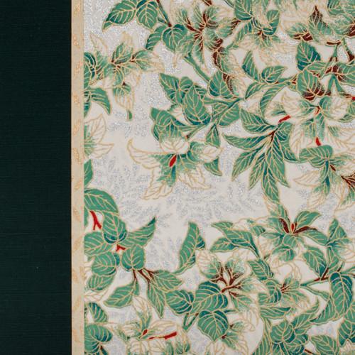 Winter Green Flowers
