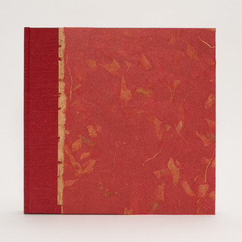 Brick Mango Leaf Photo Album