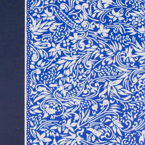 Blue Victorian Flowers