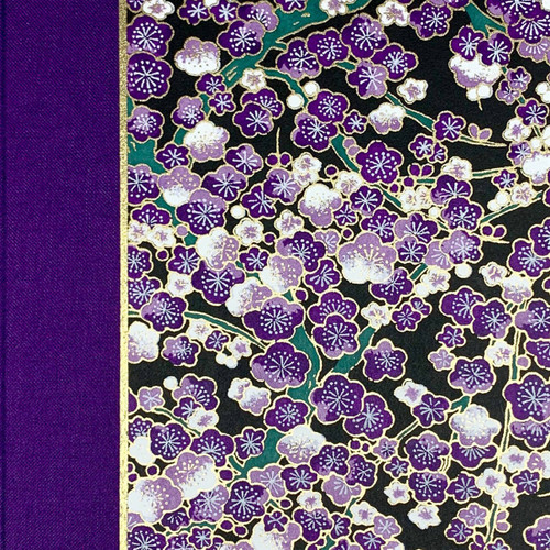 Purple Cherry Blossom Swatch