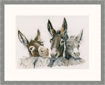 Medium grey frame