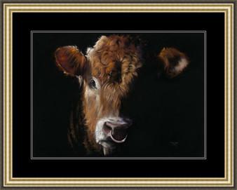 Large framed image