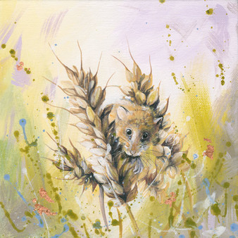 Mouse artwork by Kay Johns