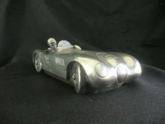 """Jaguar """"C"""" Type, The 1951 Le Mans winning car"""
