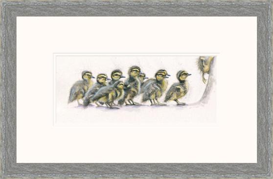 Grey frame image