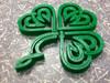 Celtic Clover Necklace & Pendant
