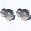 Micro Swiss High Lubricity Wear Resistant Nozzle Upgrade MK10 0.4 mm (2 pcs)