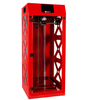 Builder 3D Printer Premium Large - Red