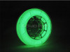 Glow in the Dark Green PLA 3D Printing Filament 225g