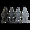 Proto-Pasta HTPLA Carbon Fiber Composite HTPLA 3D Filament - Black 1.75mm