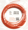 Proto-Pasta Matte Fiber HTPLA - Orange 3D Printing Filament 1.75mm (50g) Sample