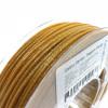 Passion Orange Gold Flake Temperature Color Change 3D Printing PLA Filament 225g