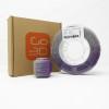 Illusion Silver Flake Light Change Blue Purple 3D Printing PLA Filament 2pcs