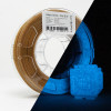 Silver / Gold Flake Color Change Value Set 3D Printing PLA Filament 4pcs