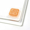 140mm x 140mm Borosilicate Glass Plate for 3D Printing - 2 Pcs