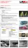 GROWLAY Bio-degradable Porous  3D Printing Filament 1.75 mm