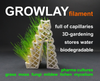GROWLAY Bio-degradable Porous  3D Printing Filament 1.75 mm