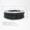 Volcano Temperature Tri Color Changing PLA 3D Printing Filament 225g